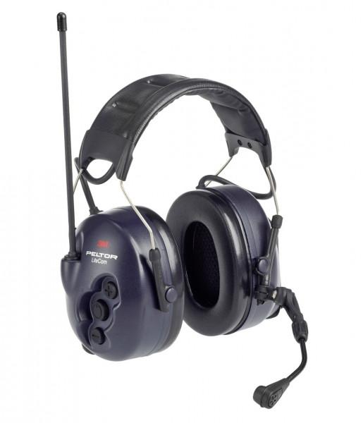 Peltor protezione dell'udito LiteCom con archetto