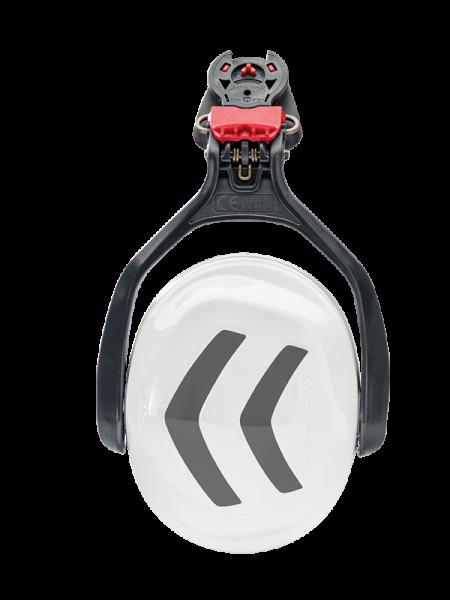 Protos® Integral Gehörschutz weiß/grau