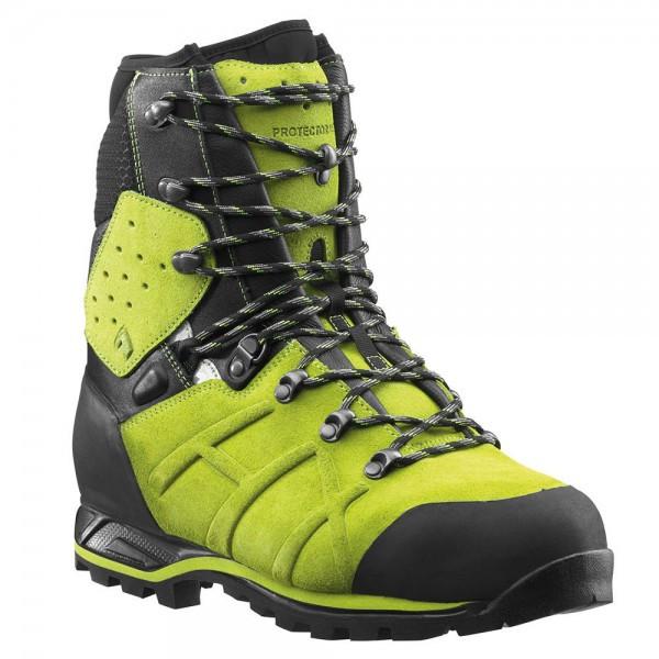 HAIX Protector Ultra Lime Green Schnittschutzschuh