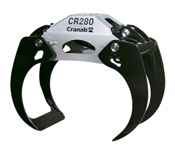 Cranab Holzgreifer CR250