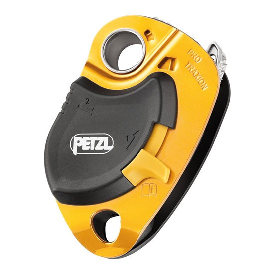 Petzl Pro Traxion Seilrolle