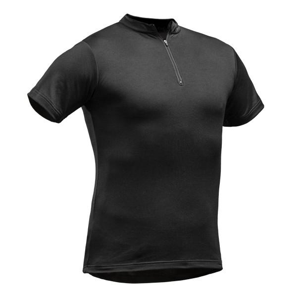 Pfanner Tencel-Poly Zip-Neck Shirt