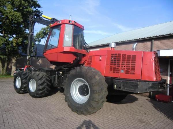 Harvester Valmet 941