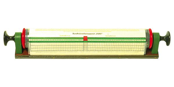 Calcolatore di tronchi Kubi