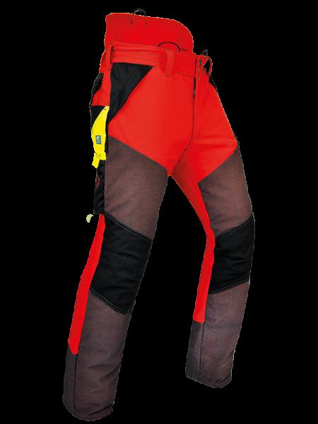 Pfanner pantalone antitaglio Gladiator® Extrem rosso