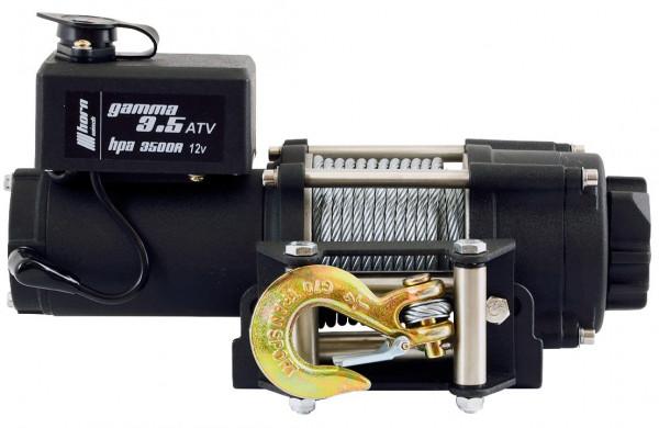 Horn Seilwinde Gamma 3,5 ATV, 12 V