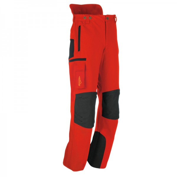SIP Protection Kletterhose Progress rot