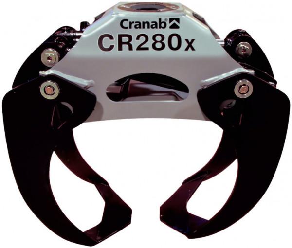 Cranab Holzgreifer CR360X