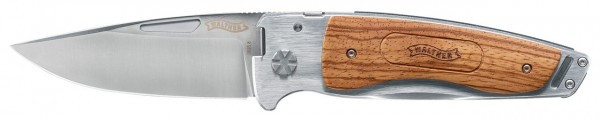 Walther Taschenmesser Traditional Folder Wood 3