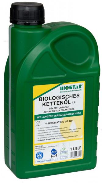 Olio per catena Biostar Eco 100
