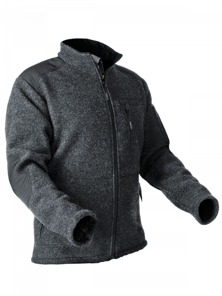 Pfanner giacca Wooltec grigio