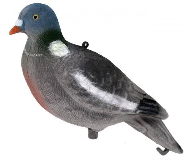Beflockter Lockvogel