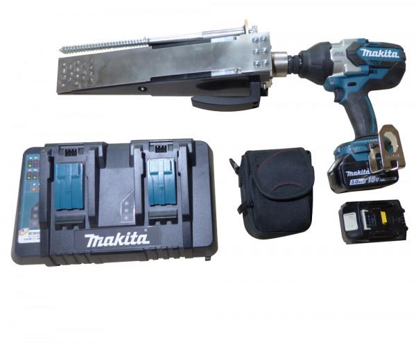AX-MEN SET Valfast con accessori e avvitatore ad impulsi