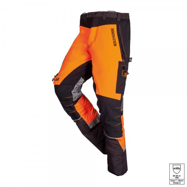 SIP Protection Canopy W-AIR Schnittschutzhose orange