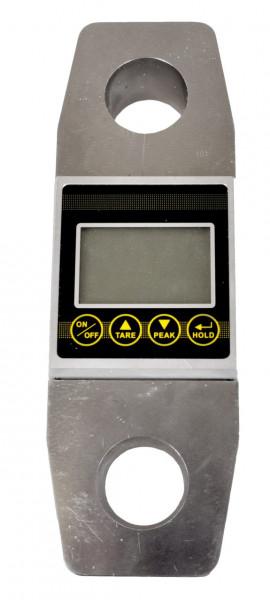 Dinamometro misuratore di forza di trazione per funi