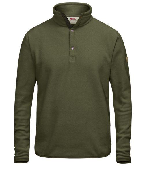 Fjällräven Herren-Sweater Övik Fleece