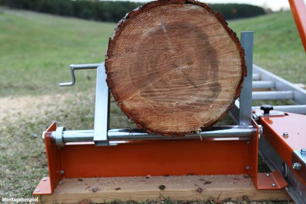 Staffa in legno extra Norwood