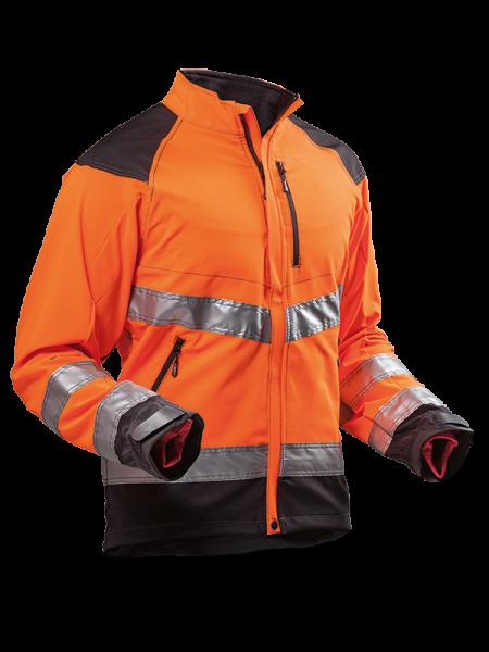 Pfanner Giacca alta visibilità Ventilation EN20471