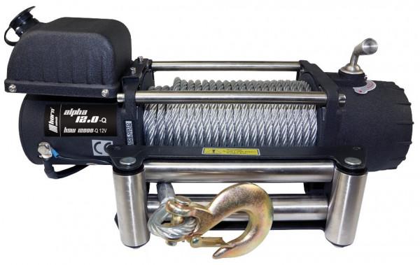 Horn Seilwinde Alpha 12 Quick, 12 V