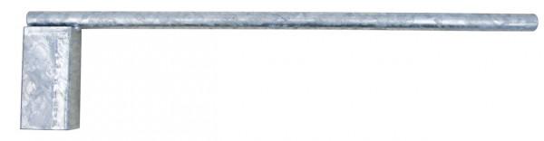 Ausleger für Nr. 75-016-01, feuerverzinkt