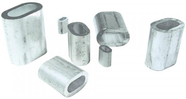 Morsetti in aluminio, lungo