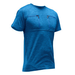 Pfanner Zipp2Zipp® Skin-Dry Rundhals Shirt kurzarm
