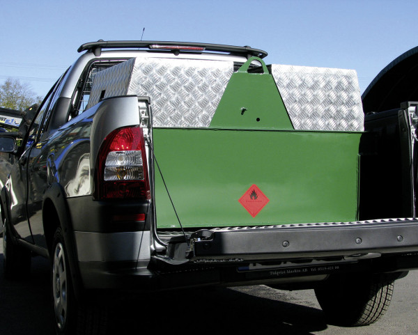 Nordforest Pick Up Tank 300 Liter