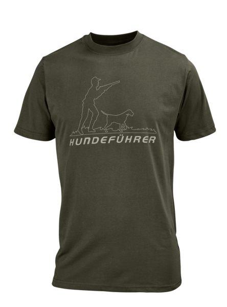 Hubertus Herren-T-Shirt Hundeführer
