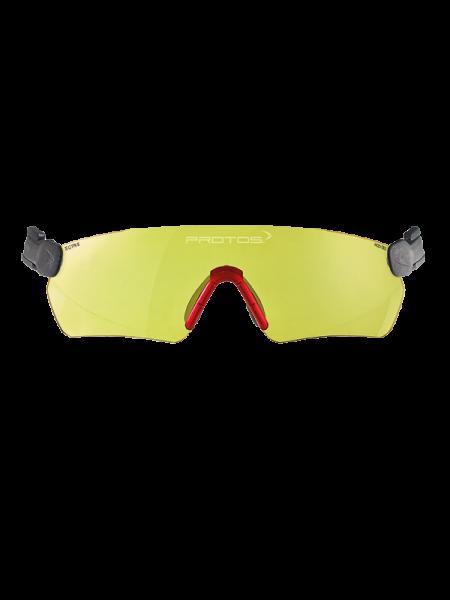 Protos® Integral occhiale di protezione giallo