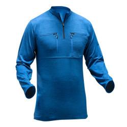 Pfanner Zipp2Zipp® Skin-Dry Zipp-Neck Shirt maniche lunghe