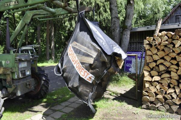 Nordforest Big-Bag für Brennholz