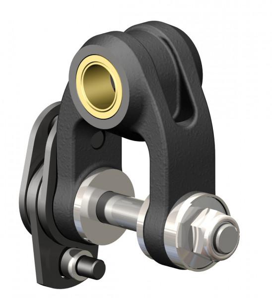 Pendolo per motori rotativi