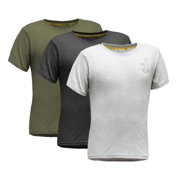 Pfanner Holzer Shirt - Set da 3