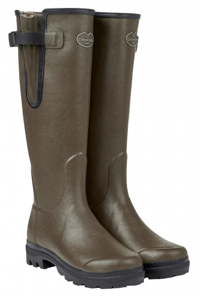 """Stivali di gomma da donna Le Chameau Vierzon Lady"""""""