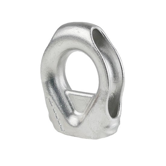 DMM Thimble 8mm with Tab ditale in acciaio inox