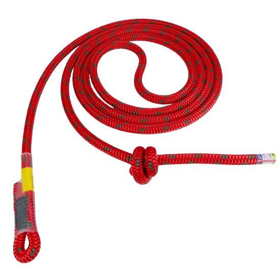 Edelrid X-P*e 12,3 1eye 3,8 m breve corda di salvezza