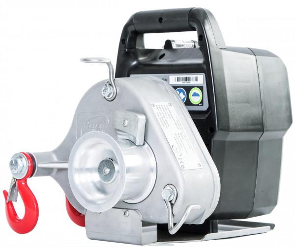 Verricello per cabestano a batteria PCW3000-Li