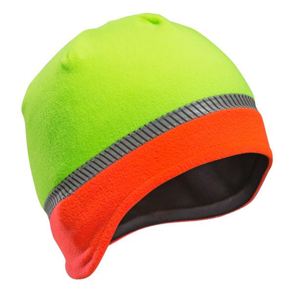 Pfanner Cappuccio Reflex con colori neon