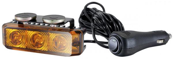 Lampeggiante d'avvertimento LED Blixtra