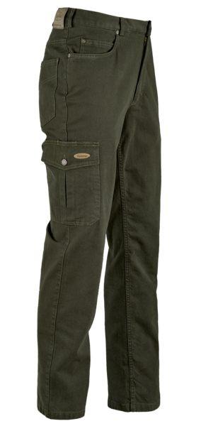 Jeans da caccia elasticizzati da uomo Hubertus