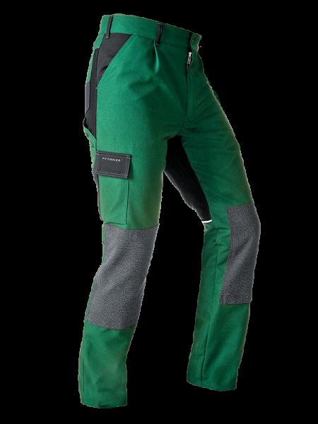 Pfanner StretchZone® Canvas Hose grün/schwarz