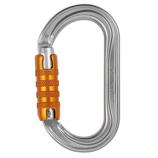 Petzl OK Triact Lock Oval carabino