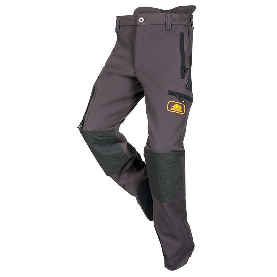 SIP Protection Pantaloni da arrampicata Progress grigio
