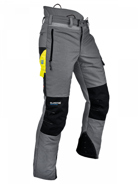 Pfanner pantalone antitaglio Ventilation grigio