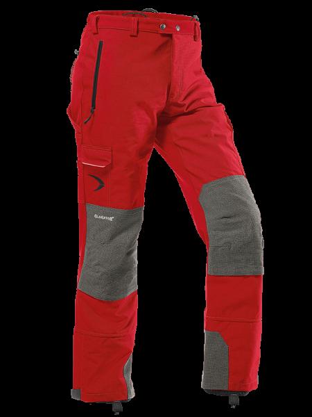 Pfanner pantalone Outdoor Gladiator® rosso