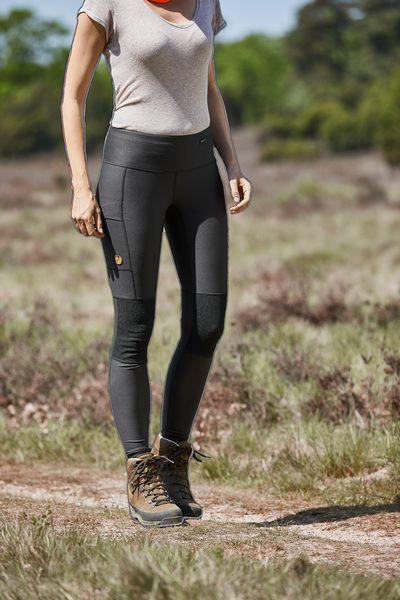 Fjällräven Damen-Tights Abisko Trekking