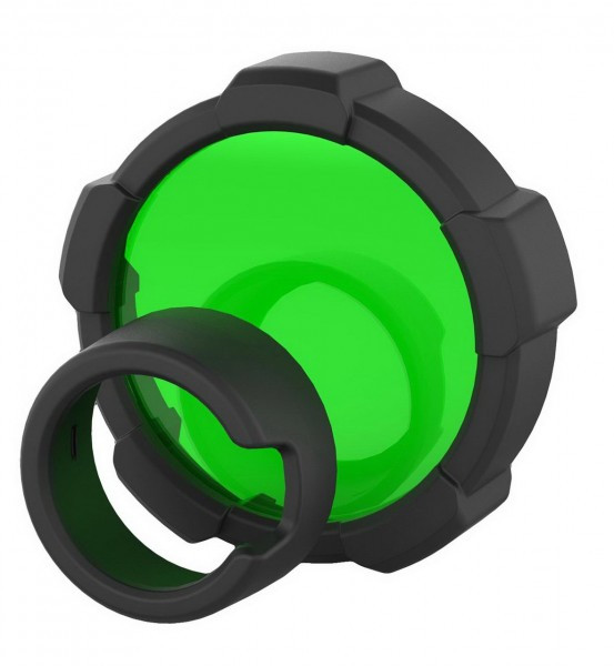 Ledlenser Farbfilter grün für MT18