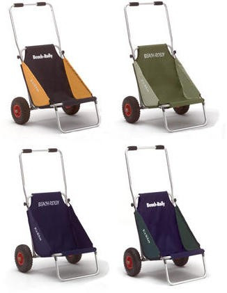 Eckla Beach-Rolly Transportwagen
