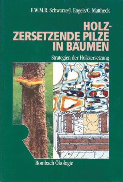 Holzzersetzende Pilze in Bäumen