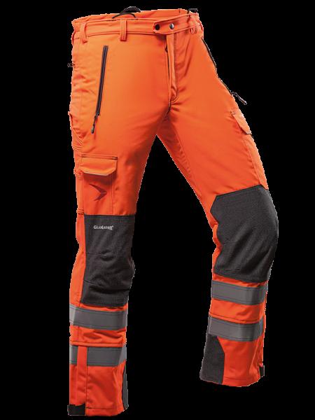 Pfanner pantalone Outdoor Gladiator® arancione neon EN 20471